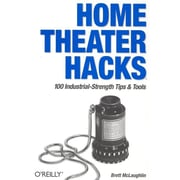 "O'Reilly Media® ""Home Theater Hacks"" Book"