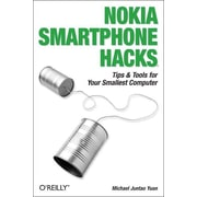 """O'Reilly Media® """"Nokia Smartphone Hacks"""" Book"""