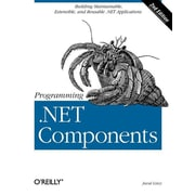 "O'Reilly Media® ""Programming .Net Components"" Book"