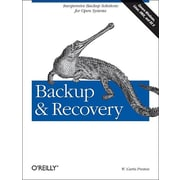 "O'Reilly Media® ""Backup & Recovery"" Book"