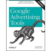 "O'Reilly Media® ""Google Advertising Tools"" Book"