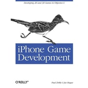 "O'Reilly Media® ""iPhone Game Development"" Book"