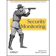 "O'Reilly Media® ""Security MoniToring"" Book"