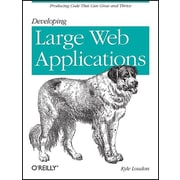 "O'Reilly Media® ""Developing Large Web Applications"" Book"