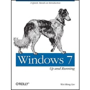 "O'Reilly Media® ""Windows 7: Up and Running"" Book"