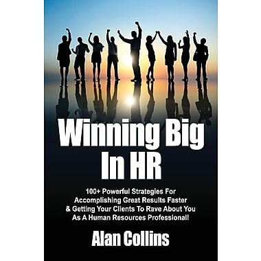 Successinhr Winning Big in HR Paperback Book
