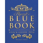 "Mycroft Mall LLC ""Mycroft's Blue Book Stock Guide 2014"" Paperback Book"