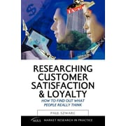 "Kogan Page ""Researching Customer Satisfaction and Loyalty"" Book"