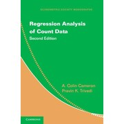 "Cambridge University Press ""Regression Analysis of Count Data"" Hardcover Book"