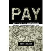 "Cambridge University Press ""Pay: Why People Earn What They Earn and What You Can.."" Hardcover Book"