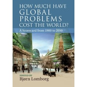 """Cambridge University Press """"How Much Have Global Problems Cost the World?"""" Hardcover Book"""