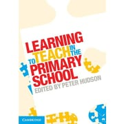 """Cambridge University Press """"Learning to Teach in the Primary School"""" Paperback Book"""