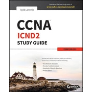 "John Wiley & Sons ""Exam 200-101: CCNA ICND2 Study Guide"" Book"