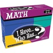 Teacher Created Resources I Have.. Who Has..? Math Interactive Paperback Game Cards, Grade 3rd-4th