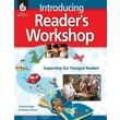 Shell Education in.Introducing Reader's Workshop: Supporting Our Yo..in. Paperback Book, Grade PK-2nd