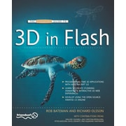 """Apress® """"The Essential Guide to 3D in Flash"""" Book"""