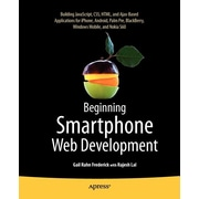 "Apress® ""Beginning Smartphone Web Development"" Book"