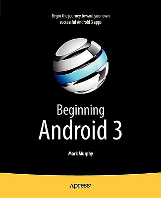 """""Apress """"""""Beginning Android 3"""""""" Book"""""" 1191412"