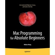 "Apress® ""Mac Programming for Absolute Beginners"" Book"