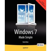 "Apress® ""Windows 7 Made Simple"" Book"