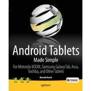 "Apress® ""Android Tablets Made Simple"" Book"