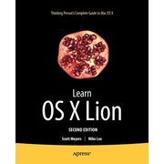 "Apress® ""Learn OS X Lion"" Book"