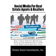 "Createspace™ ""Social Media for Real Estate Agents & Realtors"" Paperback Book"