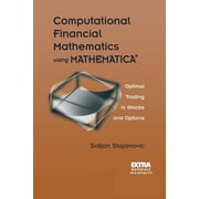 "Birkhauser ""Computational Financial Mathematics using MATHEMATICA"" Paperback Book"