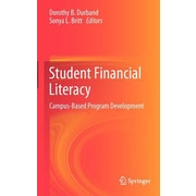 "Springer ""Student Financial Literacy: Campus-Based Program Development"" Hardcover Book"