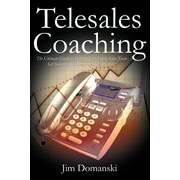 "Trafford Publishing® ""Telesales Coaching"" Paperback Guide"