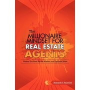"Createspace™ ""The Millionaire Mindset for Real Estate Agents"" Paperback Book"