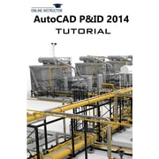 "Createspace™ ""AutoCAD P&ID 2014 Tutorial"" Book"