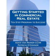 "Veritas Real Estate Group ""Getting Started in Commercial Real Estate Ten Step..."" Paperback Book"