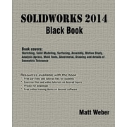 "Createspace™ ""SolidWorks 2014 Black Book"" Book"