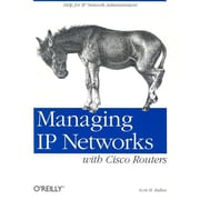 """O'Reilly Media® """"Managing IP Networks With Cisco Routers"""" Book"""