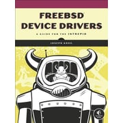 "No Starch Press ""FreeBSD Device Drivers: A Guide for the Intrepid"" Book"