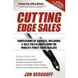 "Morgan James ""Cutting Edge Sales"" Paperback Book"