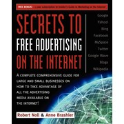 "Morgan James ""Secrets to Free Advertising on the Internet"" Paperback Book"