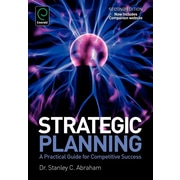 "Emerald Group Publishing ""Strategic Planning"" Paperback Book"