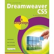 "In Easy Steps ""Dreamweaver CS5 in Easy Steps"" Book"
