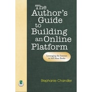 "Quill Driver Books ""The Author's Guide to Building an Online Platform"" Paperback Book"