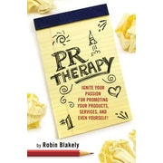 "Quill Driver Books ""PR Therapy"" Paperback Book"