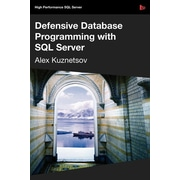 "Red Gate Books ""Defensive Database Programming with SQL Server"" Book"