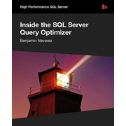 Red Gate Books Inside the SQL Server Query Optimizer Book