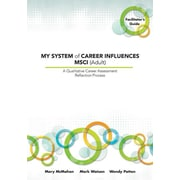 "Australian Academic ""My System of Career Influences Msci (Adult): Facilitator's Gu.."" Paperback Book"