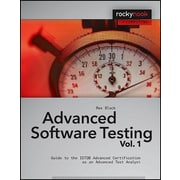 "Rocky Nook ""Advanced Software Testing, Volume 1"" Book"