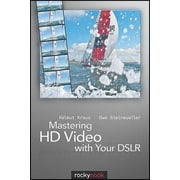 "Rocky Nook ""Mastering HD Video with Your DSLR"" Book"