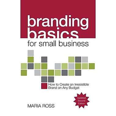 Norlightspress Branding Basics for Small Business Paperback Book