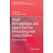 "Springer ""Visual Methodologies and Digital Tools for Researching with You.."" Vol. 10 Hardcover Book"