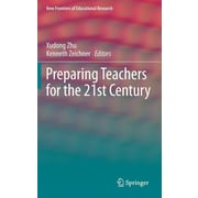 """Springer """"Preparing Teachers for the 21st Century"""" Hardcover Book"""